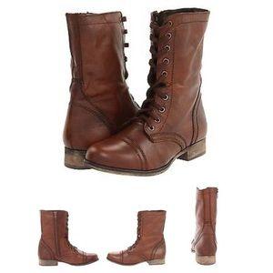 Steve Madden Troopa Combat Boots